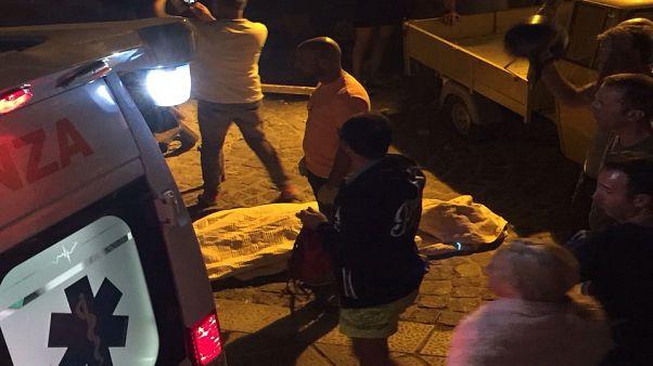 Italia: un terremoto de 4 grados en Ischia deja al menos un muerto