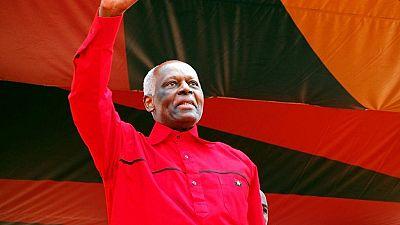 Angola : dates-clés de la présidence dos Santos