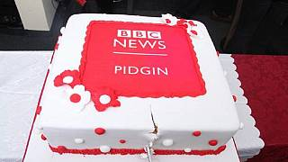 BBC Pidgin: 'broken English' service starts for West and Central Africa