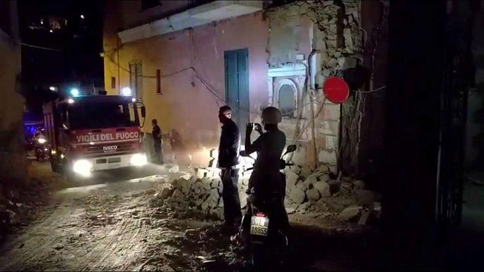 Землетрясение на Искье: 2 погибших
