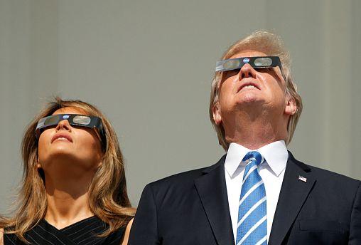 Eclipse solaire totale aux Etats-Unis