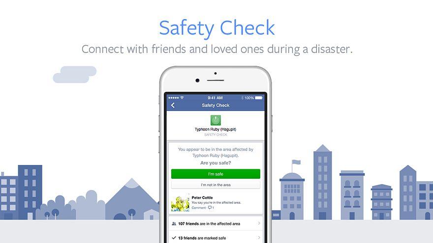 """فيسبوك يطور """"خاصية السلامة"""" لمستخدميه"""
