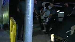 Подозреваемых допросят в Мадриде