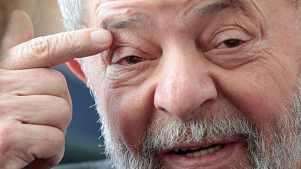 Lula em campanha com presidenciais no horizonte e Temer no alvo