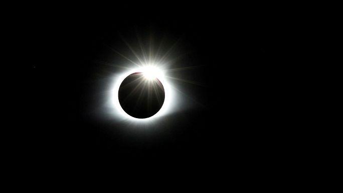 Quelques insolites de l'éclipse solaire totale aux Etats-Unis