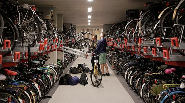 Netherlands set to have 'world's largest parking garage for bikes'