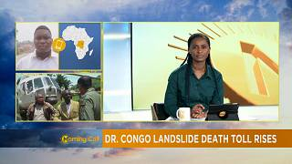 DR Congo's landslide casualties nearly 150 [The Morning Call]