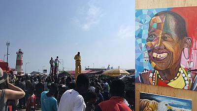 Art and more at Ghana's annual Chale Wote Street Art Festival [Photos]