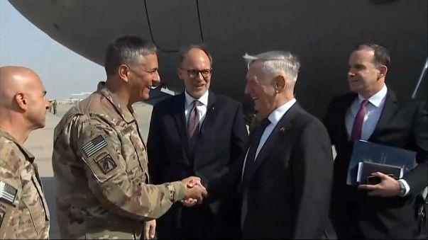 Visita sorpresa del secretario de Defensa de Estados Unidos a Irak