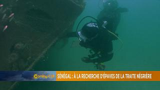 Senegalese archaelogist in search of slave ships [The Morning Call]