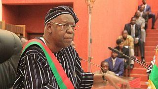 Burkina Faso : l'ex-président Blaise Compaoré salue la mémoire de Salif Diallo