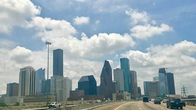 Half a day in Houston