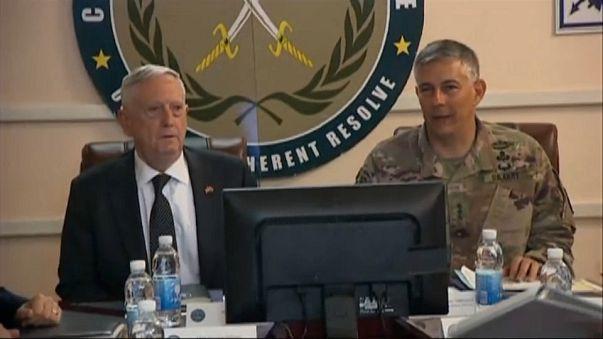 جيمس ماتيس يصل بغداد في زيارة مفاجئة
