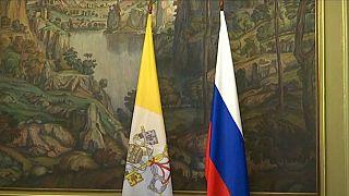 Приедет ли папа в Москву?