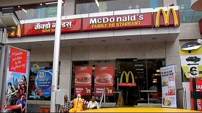 """""""Макдоналдс"""" закрывает рестораны в Индии"""