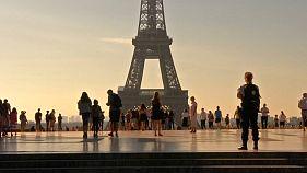Le tourisme en forte hausse à Paris