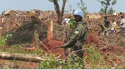 CAR: Fresh clashes erupt in Bria