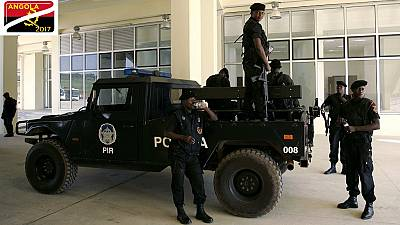 Over 4,000 Angolan security officials deployed to restive Cabinda