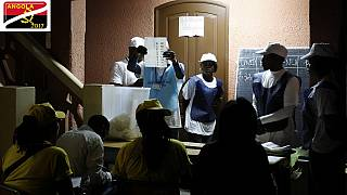 Angolan electoral commission agrees to vote counting at polling stations