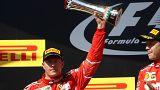 Räikkönen renova com a Ferrari