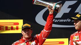 Kimi Raikkonen renueva un año más con Ferrari