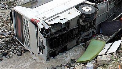 RCA : un accident de la route fait 10 morts et plusieurs dizaines blessées