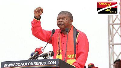 Angola : pas de gouvernement d'union pour Joao Lourenço, s'il est élu