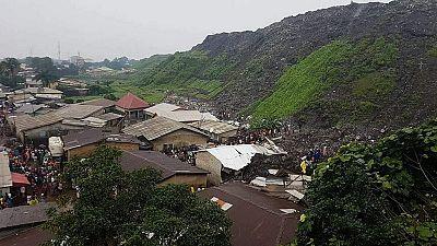 Guinée : au moins 8 morts dans un éboulement d'une décharge