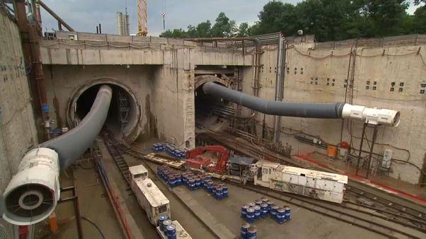 Rheintal-Bahnstrecke bleibt vorerst zu