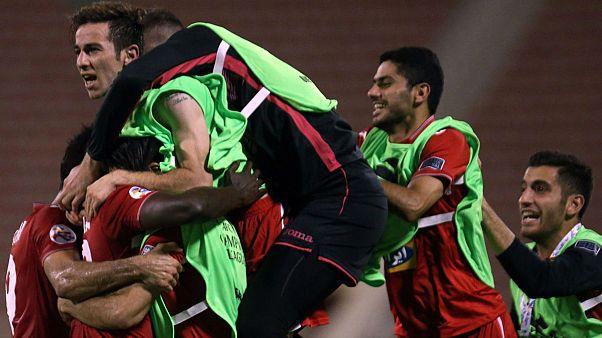 مرحله یک چهارم نهایی لیگ قهرمانان آسیا: پرسپولیس از شکست گریخت