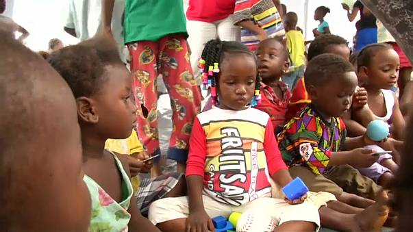 Supporting Sierra Leone's young landslide victims
