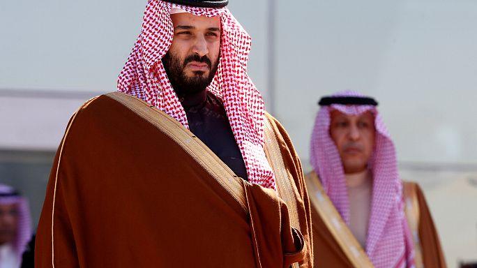 محمد بن سلمان يلتقي صهر ترامب وملف السلام على جدول المباحثات