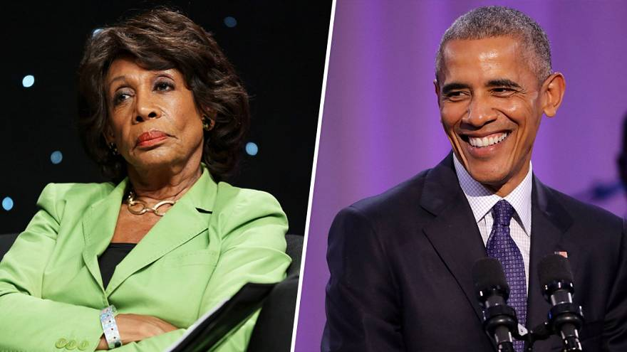 Man who threatened to hang Obama, kill Maxine Waters gets nearly four years in prison