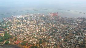 Deslizamentos de terra deixam oito mortos em Conacri