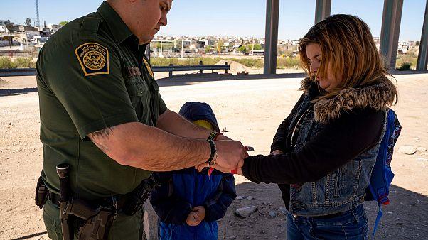 Image: Border Immigration