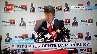 [LIVE] Angola polls final result: ruling MPLA wins by 61%