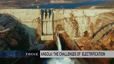 Angola : Les défis de l'électrification