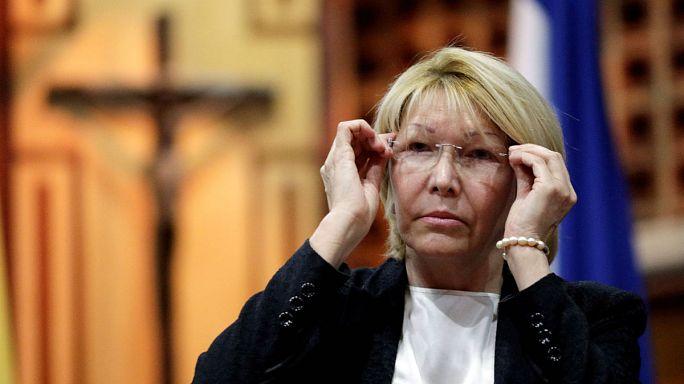 Каракас разыскивает генпрокурора