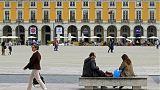 В Лиссабоне террористов отпугивают столбиками