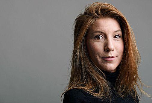 El cuerpo encontrado en el mar por la policía danesa ha sido identificado como el de la periodista desaparecida en el submarino