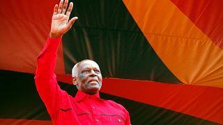 Angola vota con el partido del gobierno como favorito