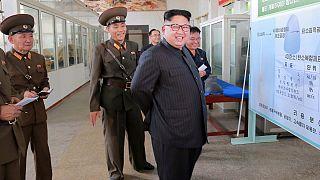 Санкции против России из-за КНДР