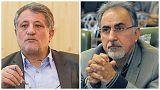 محمد علی نجفی شهردار و محسن هاشمی رئیس شورای شهر تهران شدند
