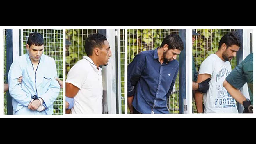 Barcelona terror probe focuses on imam