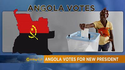 Polls open in Angola [The Morning Call]