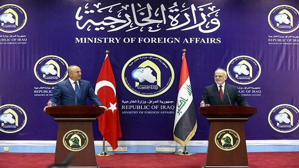 أوغلو: سأُبلغ قادة كردستان أن قرار إجراء استفتاء على الاستقلال خاطئ