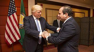 مصر تنتقد قرار تخفيض الدعم الامريكي