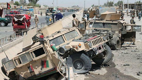 أفغانستان: خمسة قتلى وعشرات الجرحى في تفجير انتحاري في هلمند