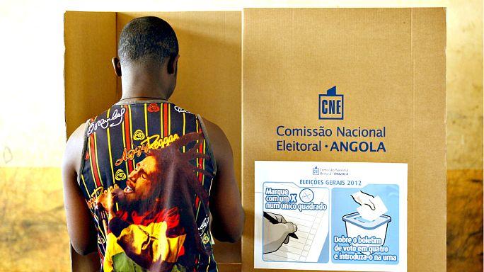 L'Angola alle urne per scegliere il dopo Santos
