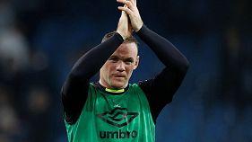 """119 jogos e 53 golos depois, Wayne Rooney deixa os """"três leões"""""""